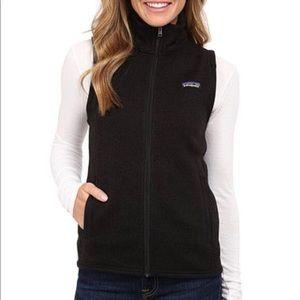 Patagonia Better Sweater Fleece Vest Black XL